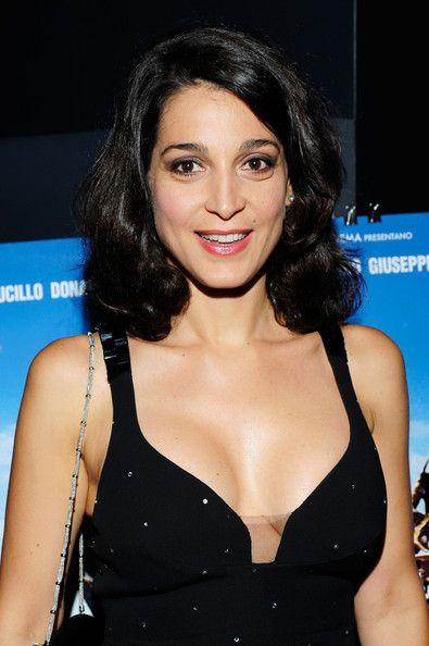 Donatella Finocchiaro actress, from Catania.