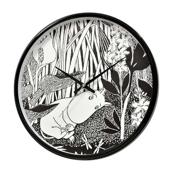 I'm dreaming like Moomintroll that I might get this cute clock for Christmas!
