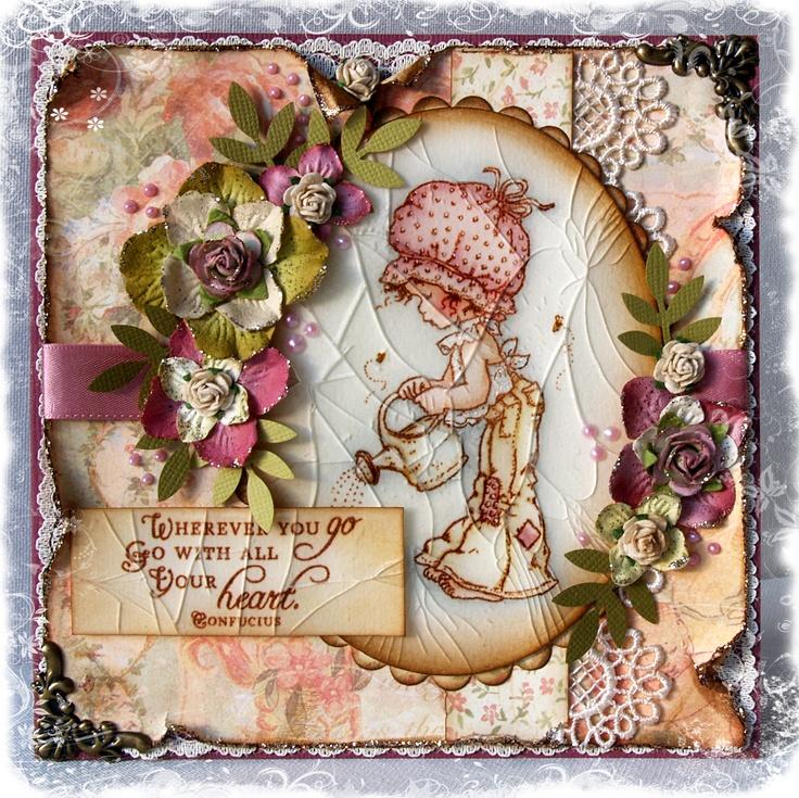 Sarah Kay card