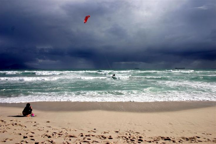 BLOUBERGSTRAND - Cape Town, Western Cape, South Africa.  This is where we went on honeymoon.