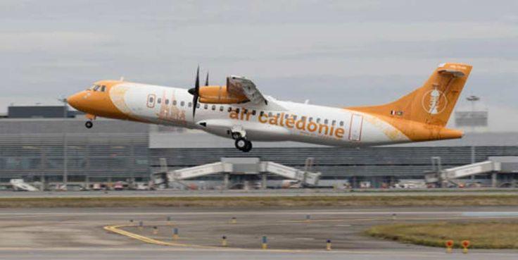 Air Calédonie receives its initial ATR 72-600