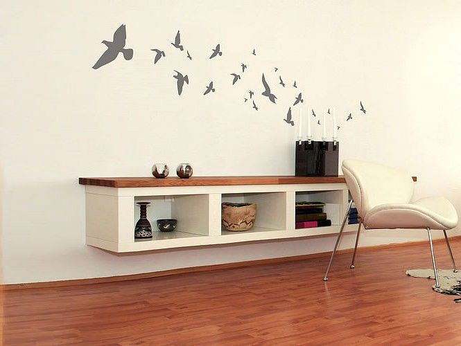 Wall stickers that lend a personal touch