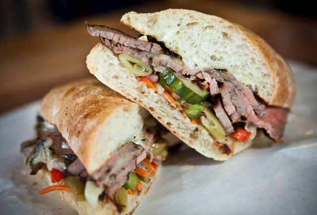 The 21 best sandwich shops in America. Ohh.my.god. This just became my new bucket list...