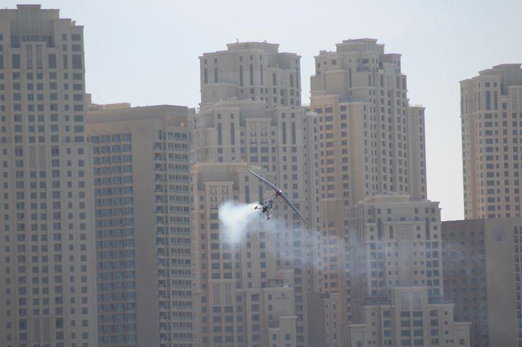 Racing a QuikR at World Air Games Dubai 2015
