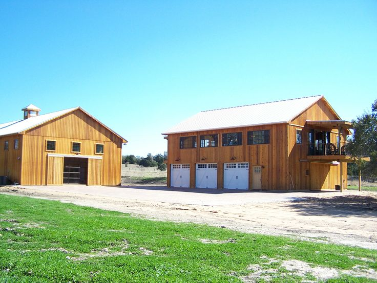 1000 ideas about pole barn packages on pinterest diy for Barns with living quarters above