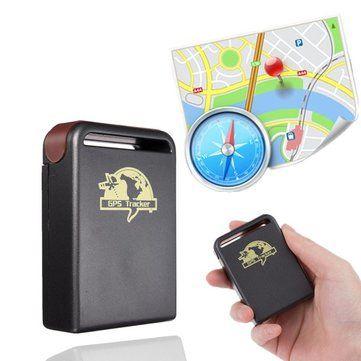 Motorcycle Motor TK102 Mini GPS/GSM/GPRS Personal Pet Real Time Tracker Sale - Banggood.com
