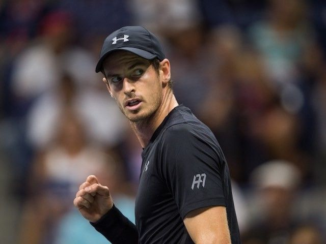 Result: Andy Murray cruises past Lucas Pouille at Paris Masters #ParisMasters #Tennis