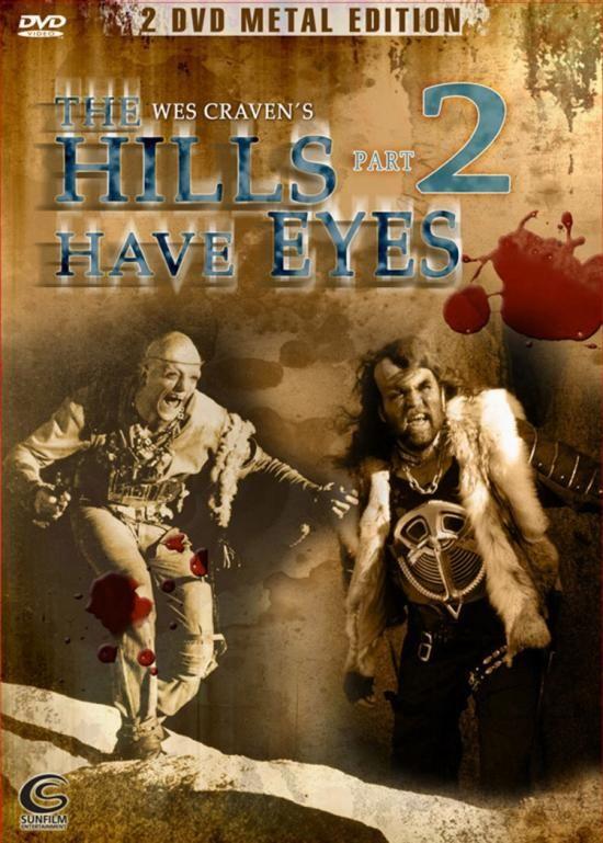 The Hills Have Eyes Movie | The Hills Have Eyes 2 - Im Todestal der Wölfe | Film 1985 ...