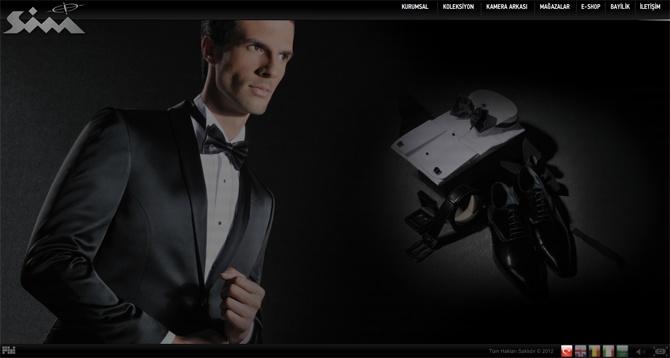 Sim Giyim yenilenen kurumsal web sitesi yayına alındı!    www.simuomo.com