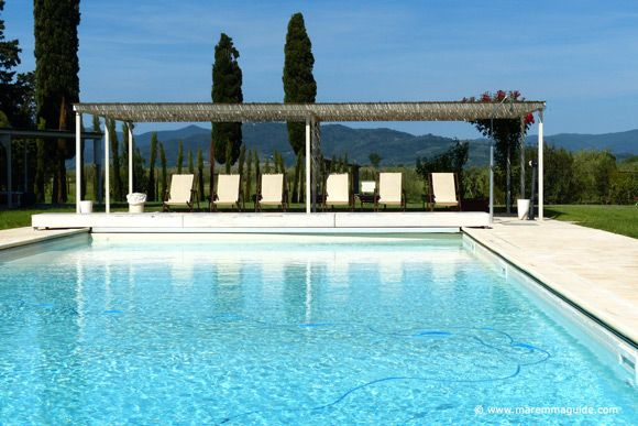 Boutique agriturismo Tuscany swimming pool