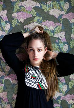 Jemima Kirke photographed by Frances Tulk-Hart