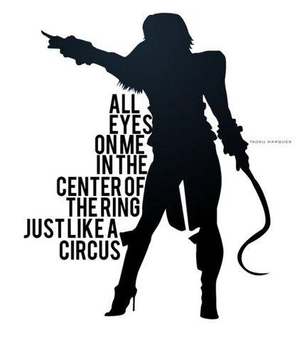 Britney Spears - Circus Digital Art  Artist: Unknown  #Britney #art #design