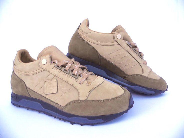 Adidas Mountfield Spezial Leder Sneaker Schuhe S77477 braun 42,5 UK 8,5 NEU