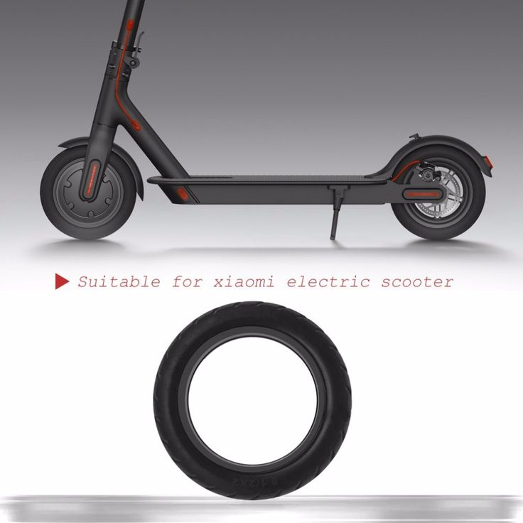 check discount xiaomi mijia m365 scooter solid tire skateboard tyre wheels 8 12x2 for xiaomi #electric #skateboard