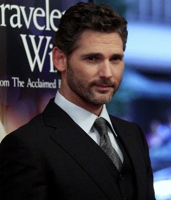 I loathed that movie and I loathed that book.  But Eric Bana?  Is awesome, always.  Those eyes!  He has *great* eyes.  And is funny.  +++