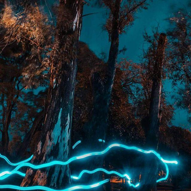🔦🏃Una noche de larga exposición #argentina360 #fotodeldia