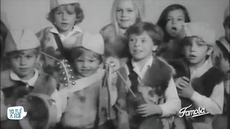 Anuncio de las 'Muñecas de Famosa'. 1972.