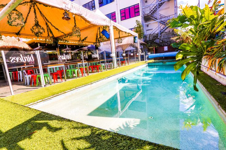 Pool  #theaviary #birdees #bar #brisbane #design #nightclub #party #functions #beergarden