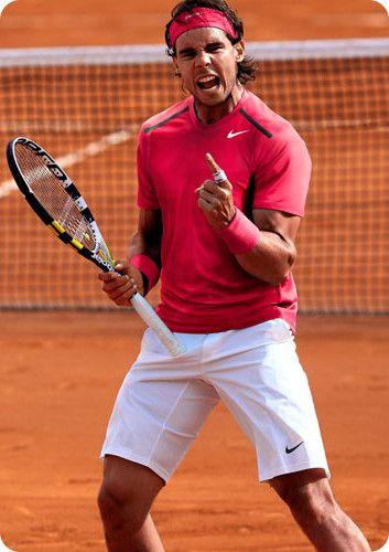 テニス史上最強のクレー王者ラファエル・ナダルまとめ。
