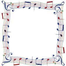 music border paper