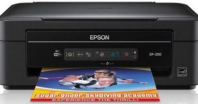 Epson XP- 200 Driver Download for Windows XP/ Vista/ Windows 7/ Win 8/ 8.1/ Win 10 (32bit-64bit), Mac OS and Linux.
