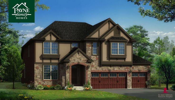 2015 St.Jude Dream Home-Payne Family Homes