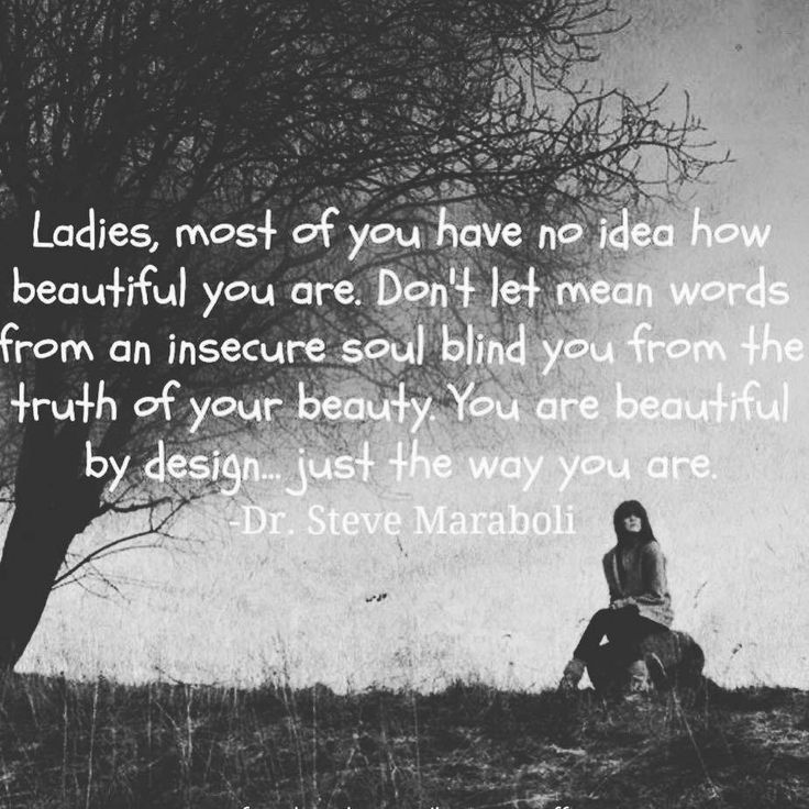 Have you let the words of another hurting soul, hurt you?  Look in the mirror - YOU are better than the ugly words.    Beauty made for the world to see!    Do you see your potential?   Live free from the words of a pained heart.