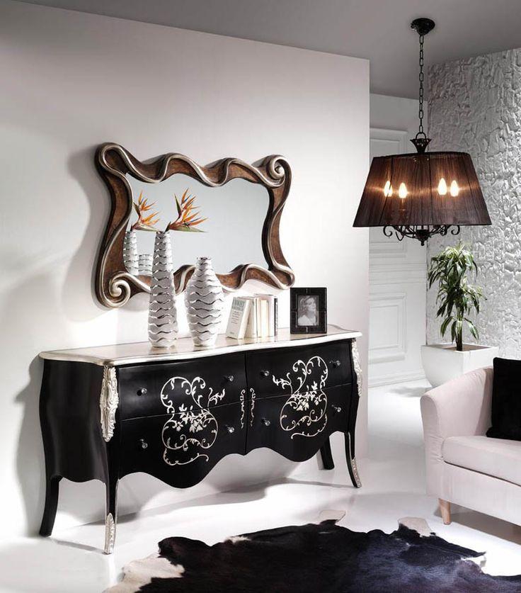 Mejores 154 im genes de decoraci n con espejos en for Muebles y decoracion beltran