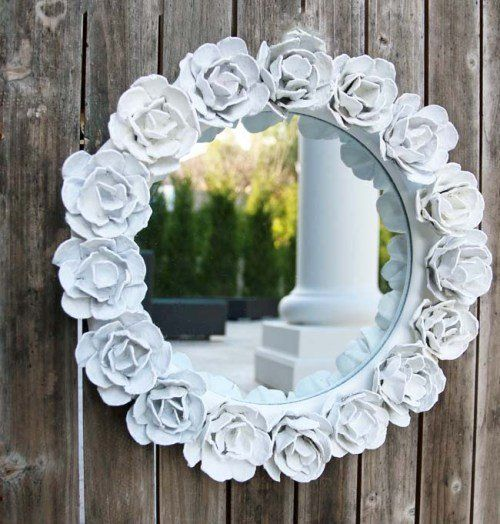 55 Diy Home Decor Projects To Make Your Home Look Classy: Best 25+ Decorated Mirrors Ideas On Pinterest