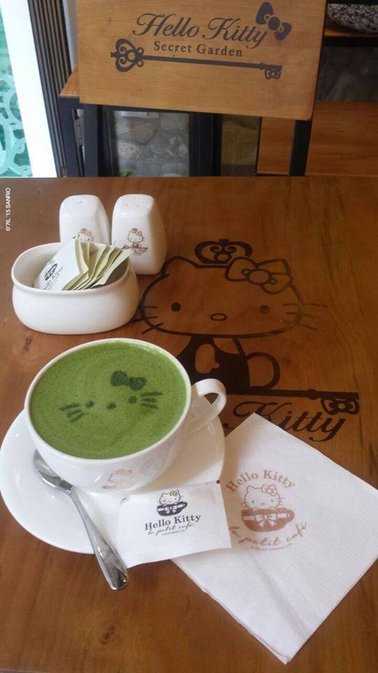 ¡Cafés y Restaurante de Hello Kitty alrededor del mundo! =ˆ.ˆ=