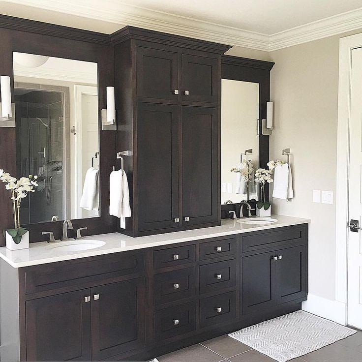 Best 25+ Double Sink Vanity Ideas On Pinterest