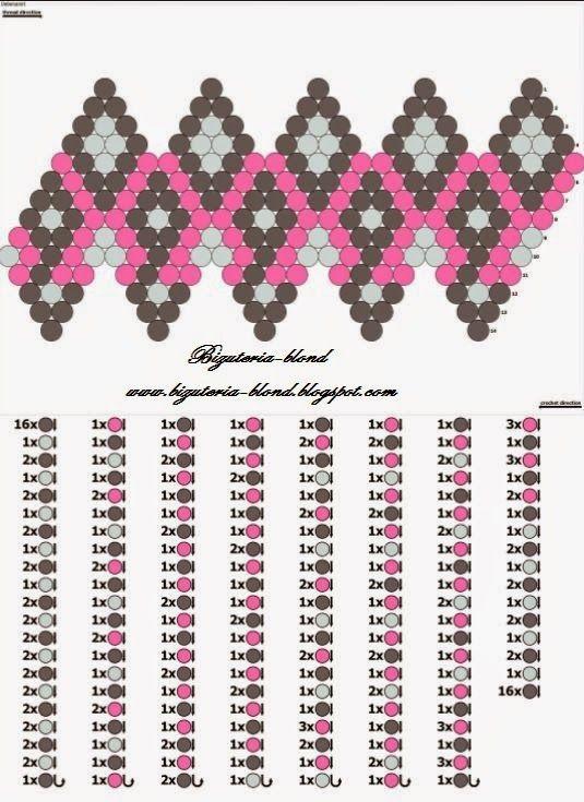 Wzory na kulki szydełkowe