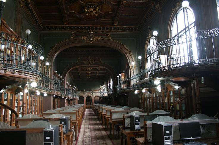 biblioteca universitatii gheorghe asachi iasi