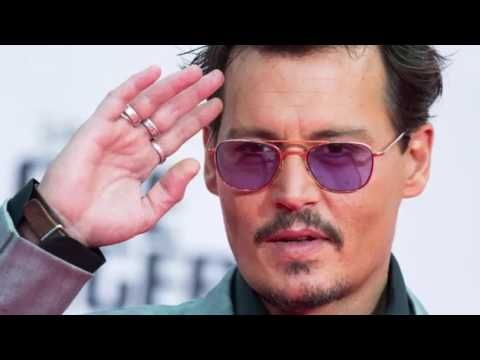 After Trump Assassination Joke, Johnny Depp Comes Forward With SURPRISING Statement - YouTube