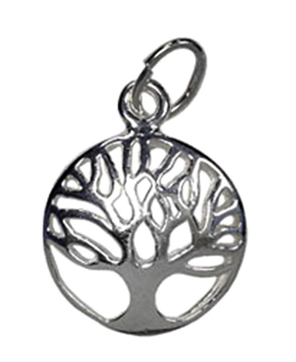 The 100 best beads pendants jewellery making images on pinterest one sterling silver 925 tree of life charm pendant with jump ring 13 mm jewellery makingtree aloadofball Choice Image