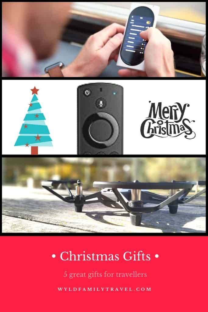 2019 Christmas Travel Ideas With Kids 5 cool gifts for travellers this Christmas   Family Travel Tips