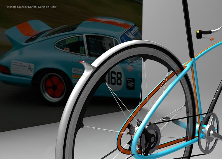 //\\: Riding A Bike, Porsche Bike, Cool Bikes, Porsche Design, Porsche 911, Design Challenges, Inspiration Bicycles, Bike Inspiration, Porsche Bicycles