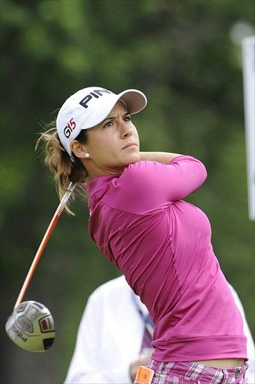 LPGA: Azahara Munoz Grabs First Round Lead At HSBC Women's Championship In Singapore