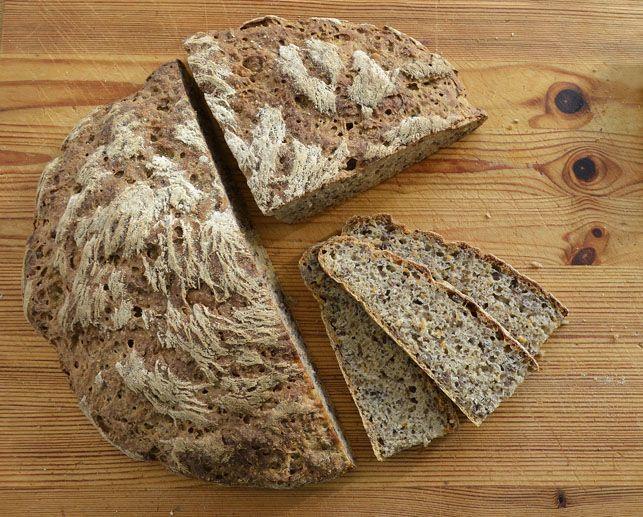 Linseed Bread by Scandinavian Bread