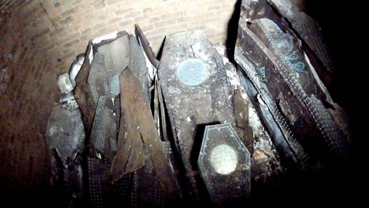Well-Preserved Burial Vault Discovered 'Accidentally' At Gloucester Cathedral