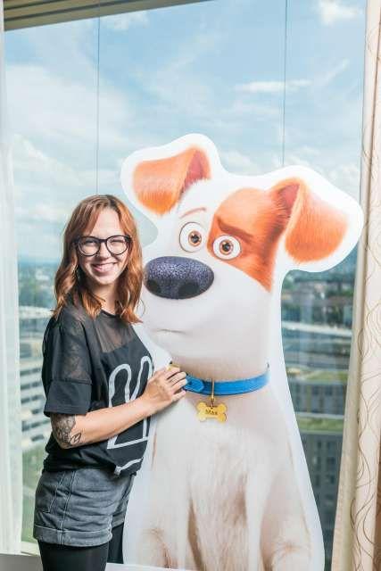 Stefanie Heinzmann wird Animationsfilm-Star: Let's Pets   Blick