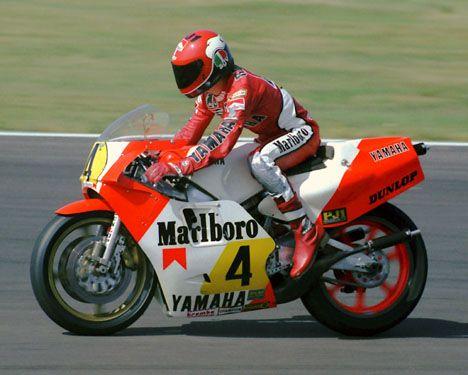 Kenny Roberts- Yamaha YZR 500