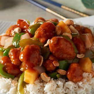 Sweet & Sour Chicken — David Venables Recipes — QVC Recipes — Kitchen & Food — QVC.com