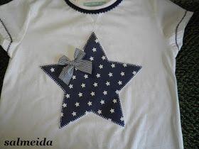 Tocados Almeida: Camisetas