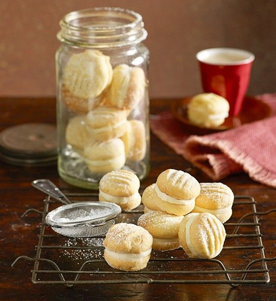 Melting Moment Biscuits Ready In 10 Minutes