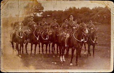 Fife and Fofar Yeomanary, CDV