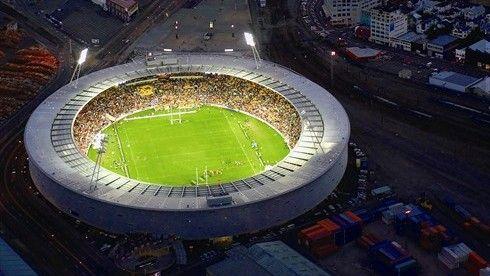Westpac Stadium, Wellington, New Zealand