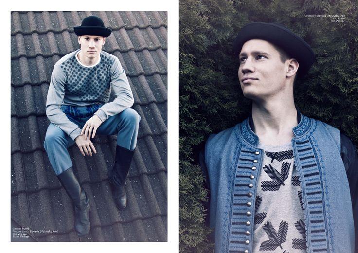 Photo/Styling: Alexandra Balisova Model: Viktor Balis