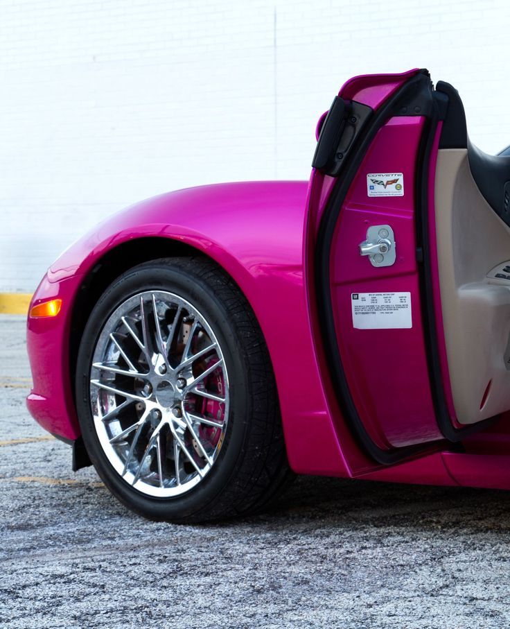 14 best hot pink corvette c6 images on pinterest corvette corvette girly things hot pink chevrolet corvette just girly things corvettes sciox Images