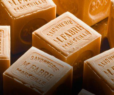Savonnerie Marius Fabre. Soap Factory based in Salon-de-Provence, France.